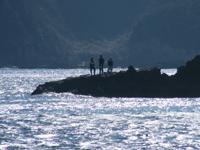 輪島(南先端)3名