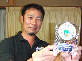 BIG1賞:池角選手