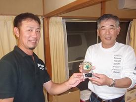ファインプレー賞:森岡選手