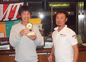 2012年度例会内でのBIG1賞